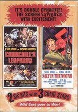 Churchill's Leopards & Salt in the Wound DVD Wild East Klaus Kinski George Hilto
