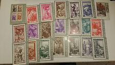 serie cartoline italia al lavoro 1988