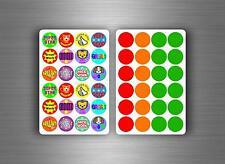 288 x sticker autocollants gommettes enfant scrapbooking carte DIY scrap
