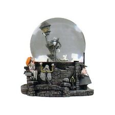 NIGHTMARE BEFORE CHRISTMAS HALLOWEEN TOWN WATER GLOBE