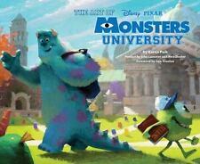 The Art of Monsters University by Pixar Animation Studios Staff, John Lasseter a