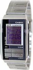 Casio Women's Futurist Alarm Chronograph LCD Watch #LA201WD-6A