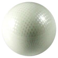 Carbon Fiber Arcade Stick Ball Top Sanwa Semitsu Mad Catz Hori Joystick - White