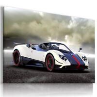Multiple Sizes Pagani Zonda Cinque Roadster Supercar Car Poster #1