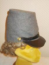 America Civil War Csa Confederate Union Hat Replica Reenactment of America