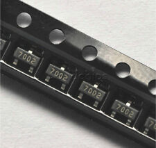 100Pcs 2N7002 702 7002 SOT-23( SMD ) N-Channel 60V 115mA MosFET