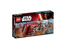 Lego Star Wars The Force Awakens Reys Speeder 75099