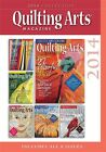 Quilting Arts Magazine 2014 Collection - Step-by-Step Instructions, 6 Issues CD