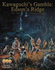 Multiman Wargames Kawaguchis Gamble - Edson's Ridge MMP Brand New In Shrink Wrap