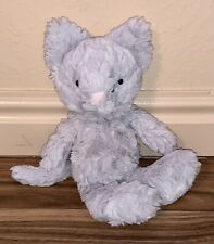 Jellycat ~ Mini Plush Little Gray Kitty Cat / Kitten ~ 5""