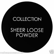 Collection 2000 Sheer Loose Powder 20g Choose Your Shade / BN Translucent No 2