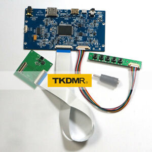 4K eDP HDMI LVDS Controller Board LCD Display Driver Set for iPad 3 ,4