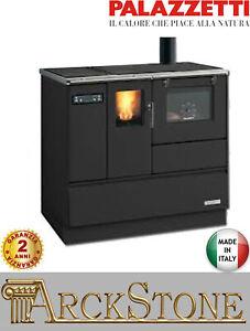 Cucina Pellet Aria Ventilata Palazzetti Ornella 8 Potenza 8,2 kW Canna di Fucile
