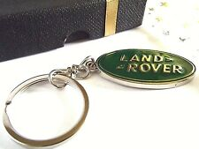 VOITURE LAND ROVER en métal solide Clip voiture clé Boîte Cadeau Fête Anniversaire Homme ou Femme