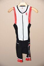 Castelli Sanremo Triathlon Sleeveless Speedsuit Skinsuit Men's Size Medium