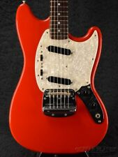 FENDER MUSTANG MG66 REISSUE CRAFTED IN JAPAN RED GUITAR MELBOURNE