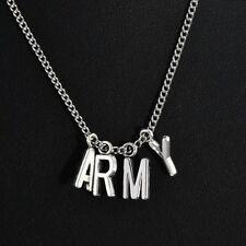 Cool KPOP BTS Jimin Necklace Bangtan Boys ARMY Pendant KOOK JIMIN V SUGA Gift Kj