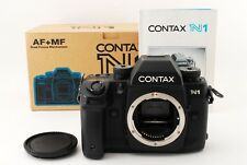 CONTAX N1 35mm SLR Film Camera From Japan w/Box [Exc++] From Japan