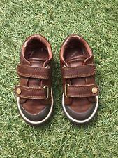 Boy's Infant Leather Loafer UK Infant 6