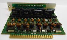 Toyoda Pc Board, Tp-1554-4, Input 1 Card
