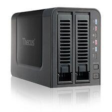 Thecus N2310 Soho 2-bay 2x SATA NAS RAID USB 3.0 LAN Network Storage FTP server