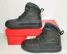 NIKE WOODSIDE 2 HIGH PS  SIDE 3 YOUTH BOOTS BLACK  NEW  BOX 524873 001