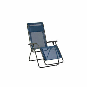 Lafuma LFM4023-8547 R-Clip Batyline Iso Relaxation Zero Gravity Recliner, Ocean