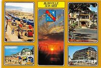 B50293 Blonville sur Mer multi vues  france