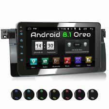 Autoradio mit Android 8.1 T8 Octa Core 2gb 32gb Navi für BMW E46 M3 Rover Mg Zt