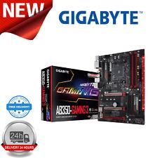 Gigabyte AB350 GAMING 3 AMD Ryzen Socket AM4 DDR4 PC Gaming ATX Motherboard