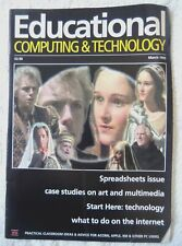 57501 Volume 16 Issue 03 Educational Computing & Technology Magazine 1995
