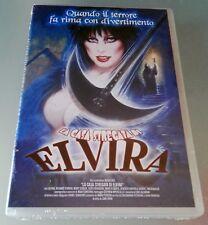 La casa stregata di Elvira Dvd