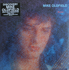 Discovery by Mike Oldfield (180gm Vinyl LP, 2016 Mercury EU,Remaster,Import)