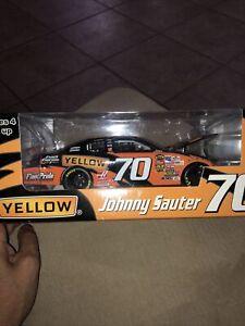 2006 Johnny Sauter #70 Yellow Freight Chevy 1/24 Team Caliber Diecast Promo RARE
