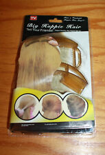 Hair Volumizing Inserts Big Happie  Blonde  5 pc Set  Sealed pk