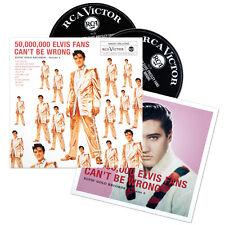 Elvis Presley - 50,000,000 Elvis Fans Can't Be Wrong - FTD New / Sealed CD