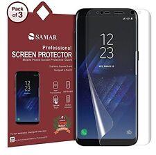 Ecran complet face incurvée TPU Housse protection écran pour Samsung Galaxy S8