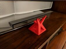 Minimalist OEM Pros Wii Sensor Bar Television Stand Sturdy, Simple Design