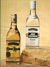 Publicité contemporaine  Alcool TEQUILLA Mexico 1995