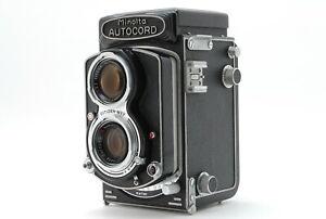 【MINT】Minolta AUTOCORD MXV Rokkor 75mm f/3.5 TLR Film Camera From JAPAN