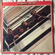 THE BEATLES-1962-1966-GREAT AUDIO-APPLE SKBO-3403-DOUBLE VINYL ALBUM.