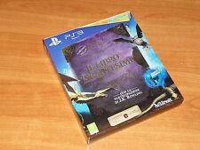 PS3 - Wonderbook -  Il Libro Degli Incantesimi - Nuovo, sigillato, italiano.