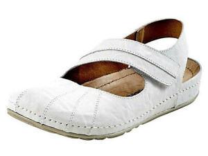 Dr.Brinkmann 710558-3 Damenschuhe Sandalen Leder Schuhe weiß 36-42 Neu26