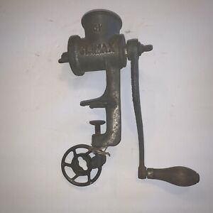Vintage Climax Meat Grinder Good Condition See Pics E30
