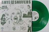 AMYL and THE SNIFFERS LP Amyl and The Sniffers GREEN VINYL + MP3s +Promo IN STOC