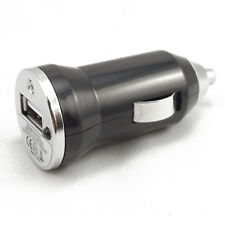 "1A USB Car Charger Adapter For Apple iphone 6 / Plus 5.5"" / 5S 5 5C/ 4S 4 Black"