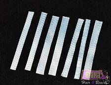 15 Pcs Cosmetic Make Up Brush Pen Netting Cover Mesh Sheath Protectors Guards UK