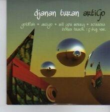 (CV406) Djanan Turan, Artigo - CD