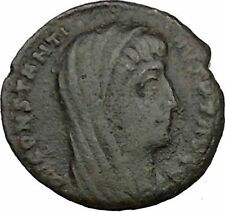 Constantine I the Great Heaven Chariot  Horse Christian  Deification  i35700