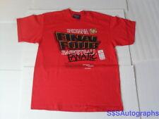 1997 Ncaa Indiana Hoosiers Final 4 Basketball Fanatic Xl T Shirt Bob Knight